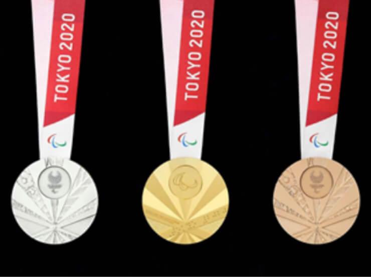 メダルのデザイン:イメージ画像
